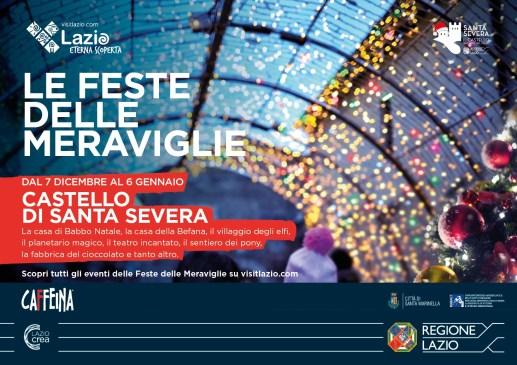 Letto A Castello Lazio.Le Feste Delle Meraviglie Al Castello Di Santa Severa Con Il