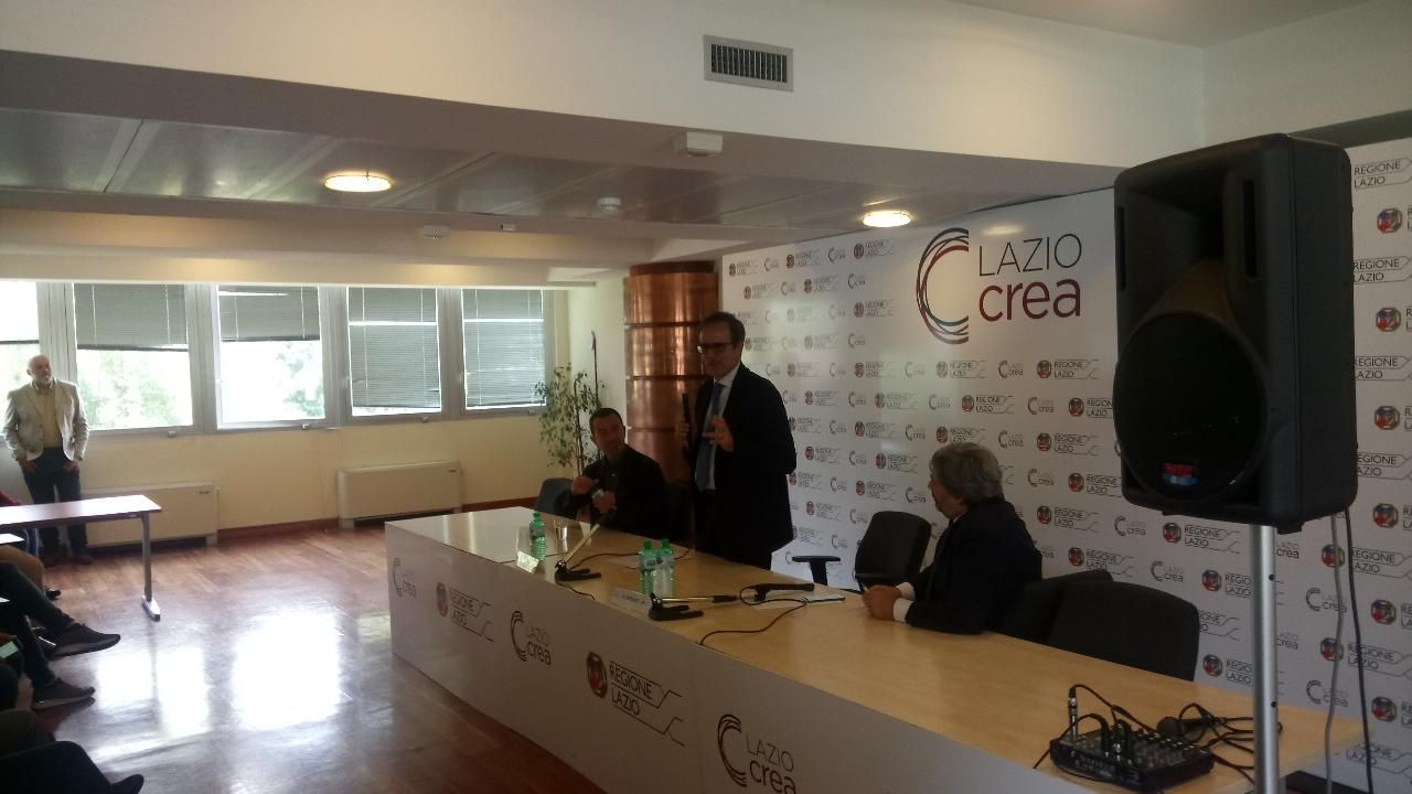 Andrea Umena nuovo Presidente di LAZIOcrea - LAZIOcrea